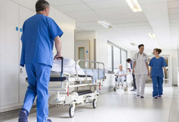ergonomía en hospitales y clínicas