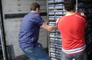 ergonomia en centros logisticos cenea