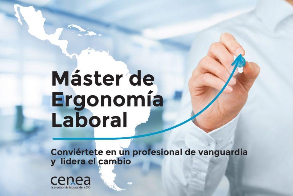 master egonomia laboral