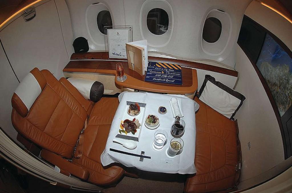 cenea diseño cabina airbus