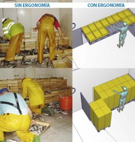 cursos ergonomia diseño de puestos trabajo colombia