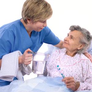 posturas forzadas en hospitales, lesiones personal hospitales