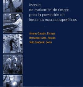 libro ergonomia evaluacion riesgo ergonomico trastornos musculoesqueleticos