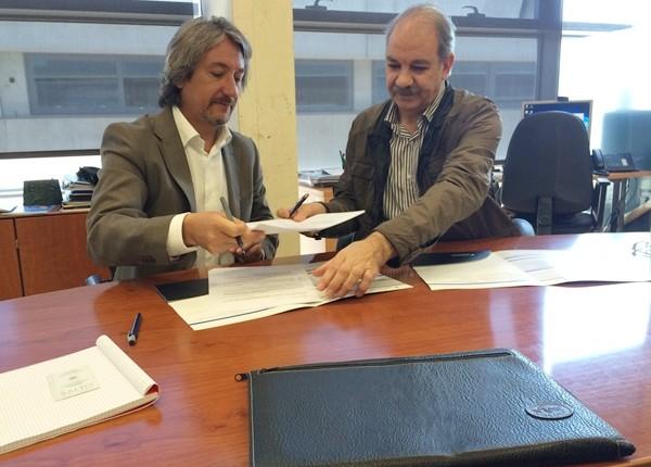 Acuerdo CENEA y Universidad de Girona