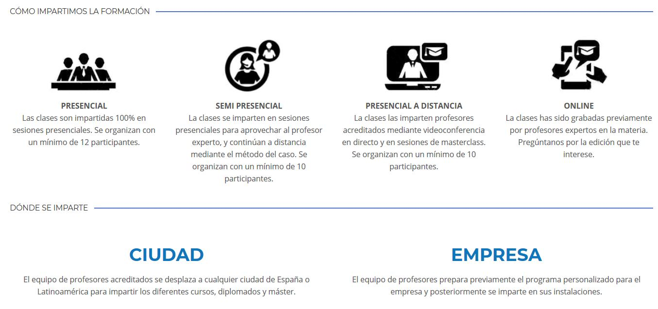 cursos de ergonomia y salud laboral empresas
