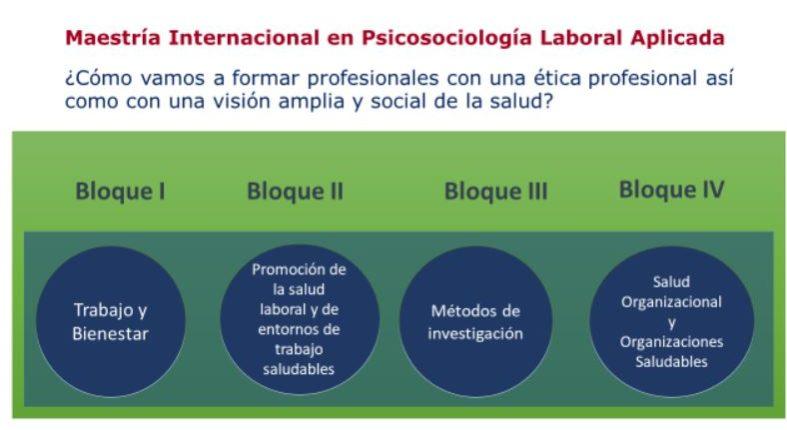 Maestria Psicosociologia Laboral