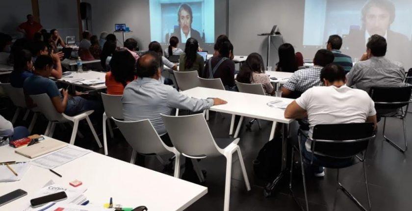 cursos de ergonomia para empresas peru