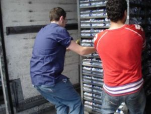 evaluacion ergonomica puesto de trabajo logistica
