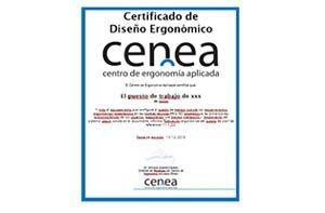 Certificación ergonómica de máquinas, puestos e instalaciones