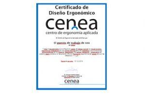 certificaciones ergonomia maquinas instalaciones y puestos