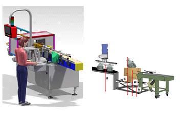 Diseño ergonómico de máquinas y equipamiento industrial