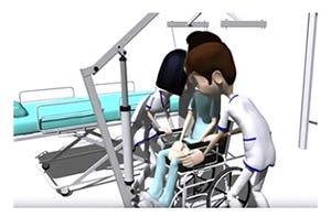 Gestión de riesgos ergonómicos en hospitales y geriátricos