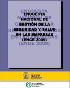 ENGE - encuesta nacional gestion y seguridad en las empresas