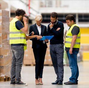gestion riesgos ergonomicos empresa