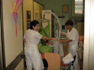 presentismo en hospitales y centros sanitarios