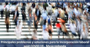 salud y seguridad laboral post covid 19