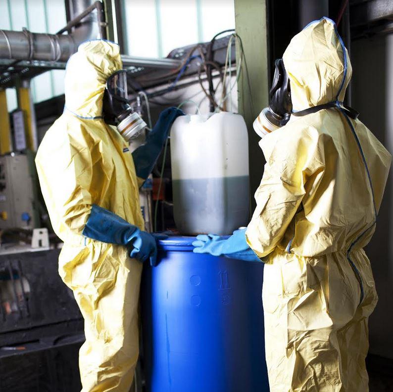 indentificacion riesgo toxicologico laboral
