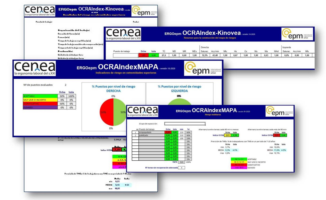 software ergonomia ocra analitico