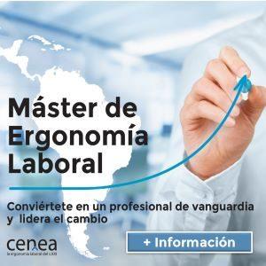 master ergonomia laboral, maestria ergonomia laboral