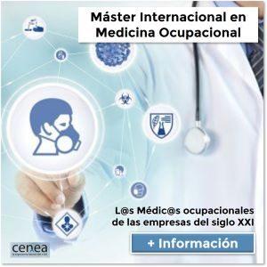master medicina ocupacional, master medicina del trabajo